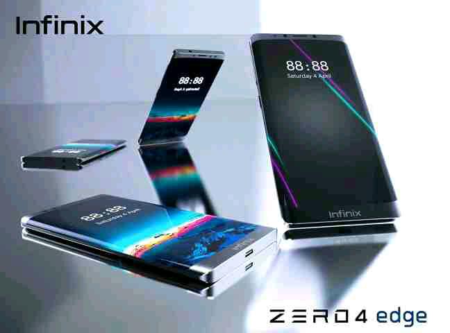 Infinix Zero 4 Edge